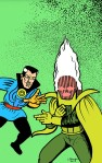 Larry Johnson artist, Steve Ditko, Doctor Strange, The Dread Dormammu, Strange Tales, Marvel Comics, Ditkomania
