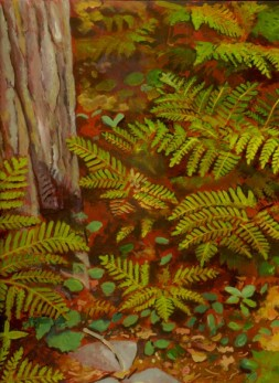 Larry Johnson artist, nature paintings, landscapes