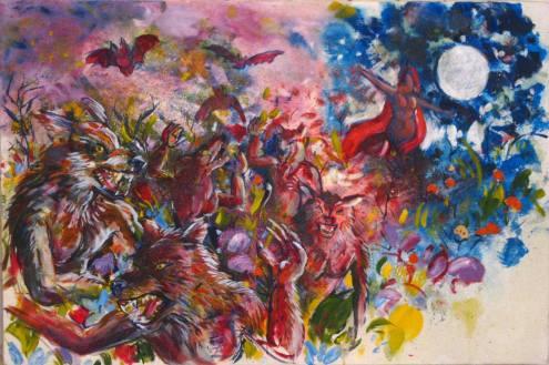 Dance of the Loup Garou 2015