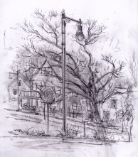 sketch book american legion highway adjust