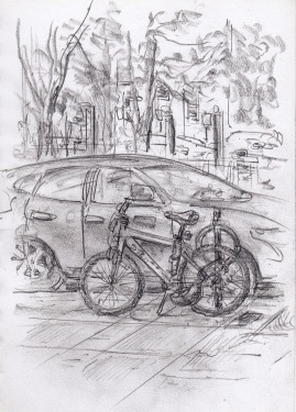 sketchbook dorechster bike adjust